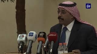 الحواتمة يلتقي وفدا من متقاعدي قوات الدرك (18-4-2019)