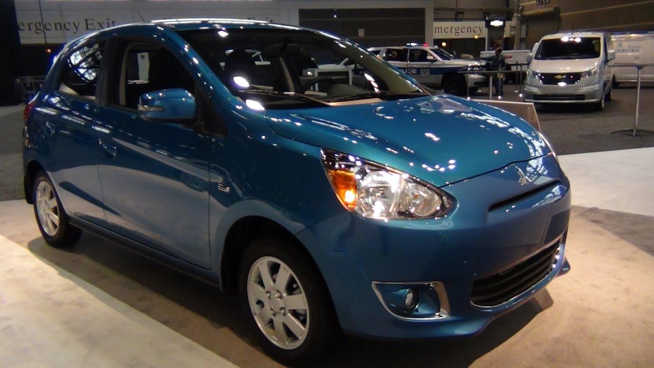 Mitsubishi mirage de vs es
