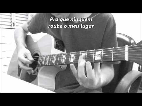 #LUTO Cristiano Araújo | Blackout -- Violão Instrumental (com teclado, introdução e letra)