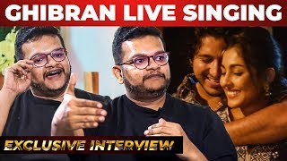 Ghibran's Untold Emotional Life Struggles & Journey – Music Director Ghibran Interview | Azhagu