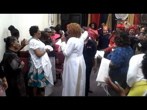 El Shaddai Healing & Deliverance Tuesday Night Service 3/7/17 Pt.1
