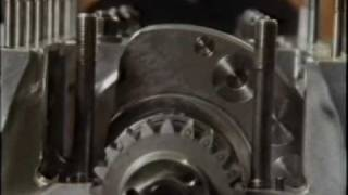 F1 1986: Assembling a Ford Cosworth TEC (GBA) V6 Turbo Formula 1 engine