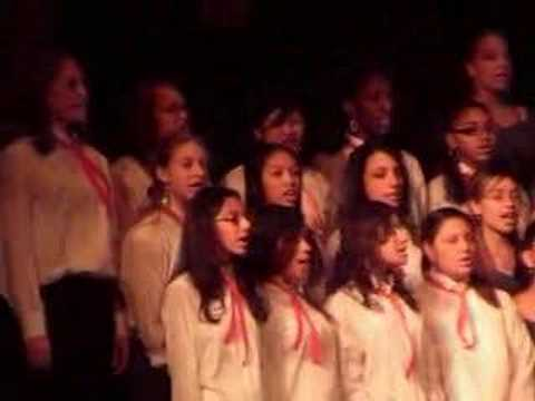 Bayonne High School Choir