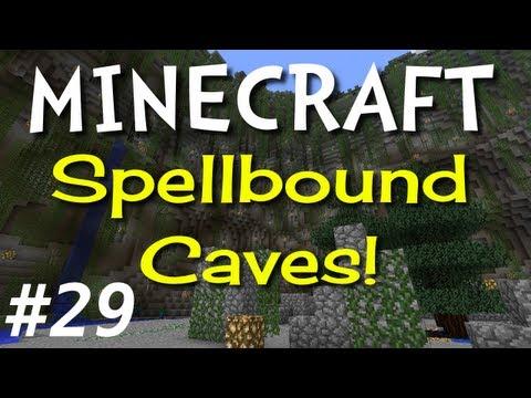 Minecraft Spellbound Caves E29