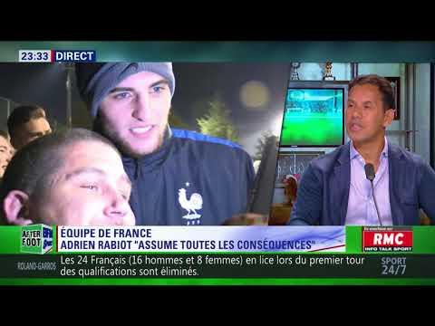After Foot du vendredi 25/05 – Partie 2/3 - Adrien Rabiot s'explique