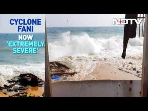 Cyclone Fani Heads To Odisha, Poll Code Lifted In 11 Districts