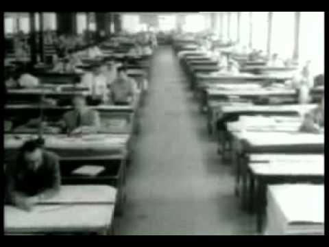 Defence Budget US Military 'Information' film 1950s 20 mins