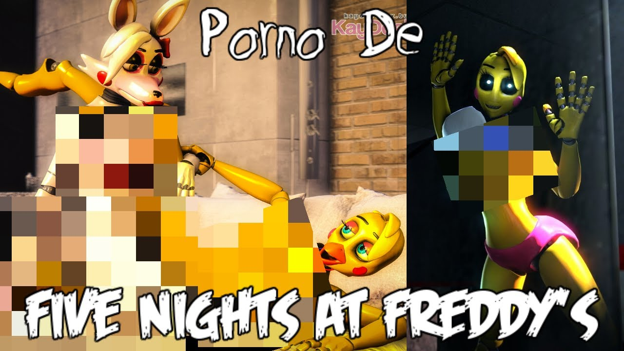 Vídeos Porno Fnaf 2 Toy Chica amp Vídeos de Sexo  Pornhubcom