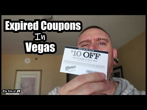Expired Coupons In Las Vegas