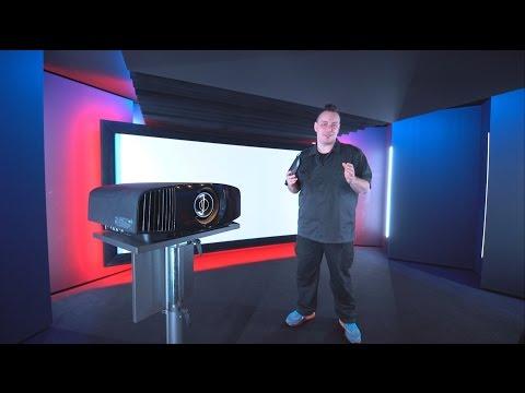 Sony VPL VW 550 ES 4K HDR Heimkino Projektor im XXL Test