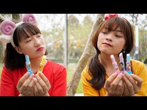 Hai Chị Em Tham Lam – Bài Học Biết Nhường Nhịn Nhau ❤ BIBI TV ❤