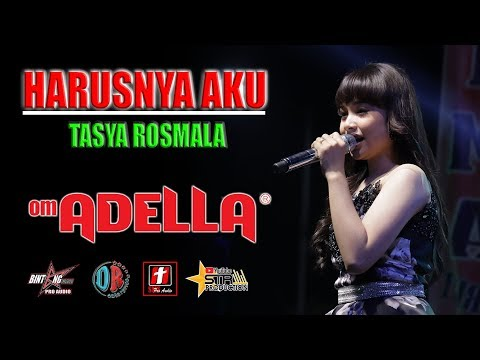 HARUSNYA AKU - TASYA ROSMALA COVER ARMADA - OM. ADELLA LIVE SEMARANG FAIR