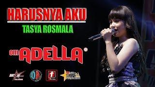 Download HARUSNYA AKU - TASYA ROSMALA COVER ARMADA - OM. ADELLA LIVE SEMARANG FAIR