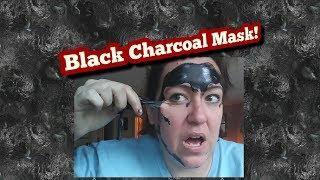Black Charcoal Face Mask!!!!!