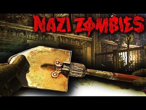 LE GLITCH ZOMBIE LE PLUS FACILE ! (Glitch WW2 Zombie)