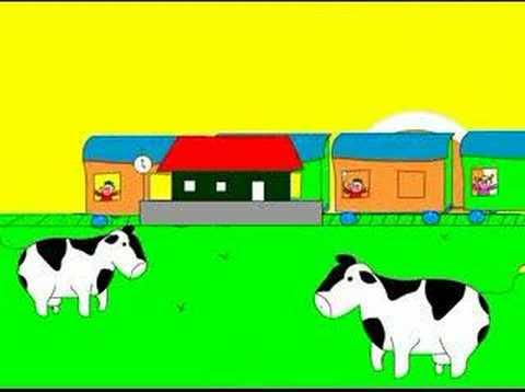 kinderliedjes op een klein stationnetje - youtube