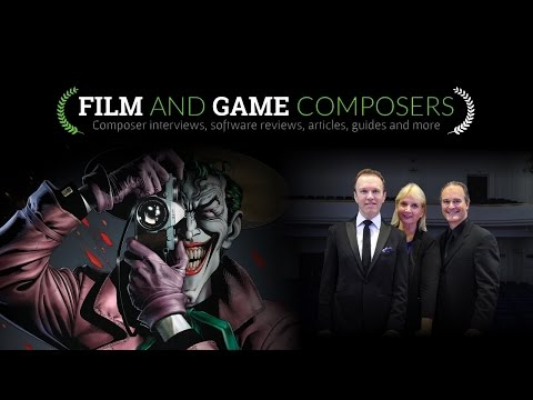 Composers Interview: Dynamic Music Partners (Batman: The Killing Joke)
