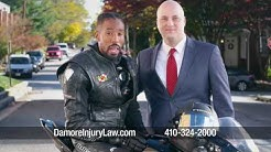Motorcycle Accident Lawyer - D'Amore Personal Injury Law
