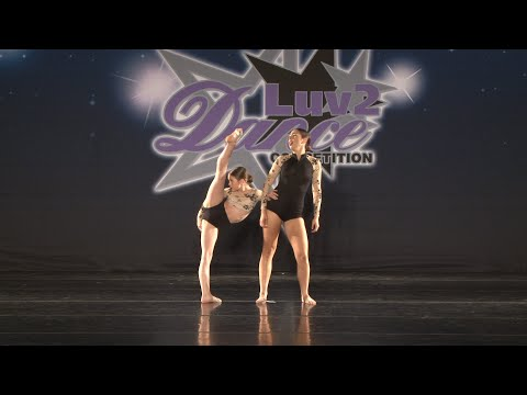 The Secret- Age 14 Contemporary Duet- Premier Dance Academy