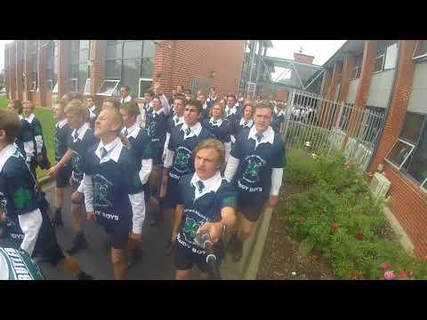 2018 St Patricks College Junior + Senior School Chants &  War Crys