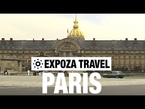 Paris (France) Vacation Travel Video Guide
