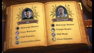 Ike vs. Bunnyhoppor - Quarterfinals - HCT Winter Championship 2019