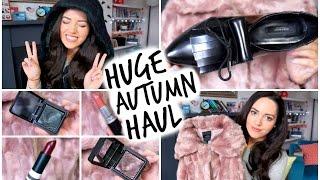 Huge Autumn Haul | velvetgh0st ♡ Thumbnail