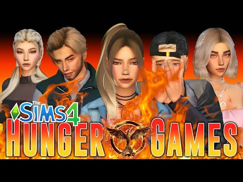 the-sims-hunger-games!😱