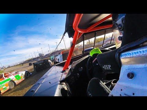 Kyle Murray #21 | In-Car Camera | Genesee Speedway | 5-12-18