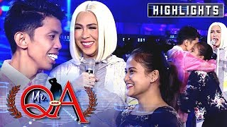 It's Showtime hosts offer to help Jerico with his wedding expenses | It's Showtime Mr. Q and A