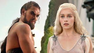 Daenerys conoce a Khal Drogo | Juego de Tronos 1x01 Español HD