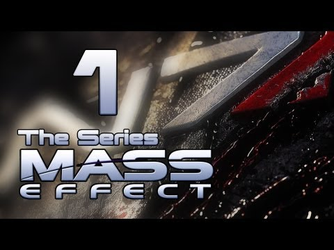 Mass Effect Series Episode 1 -- An Ancient Artifact