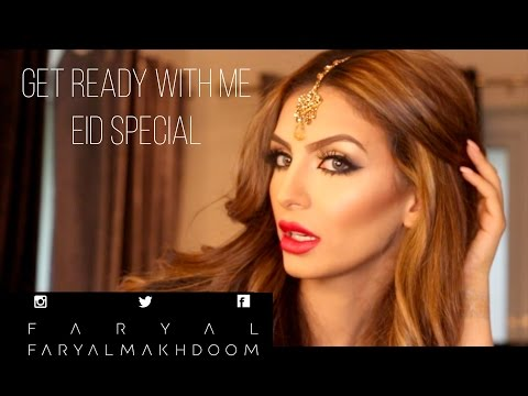 Get Ready With Me for EID!