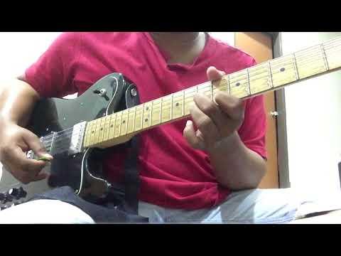 Masdo - Ratu Hati (Guitar Solo Cover)