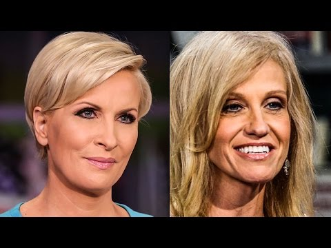 Morning Joe Co-Host Says Kellyanne Conway Should Be Banned From All Media Outlets