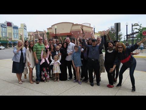 Stefani's Surprise Flash Mob Proposal by Javier - Schaumburg, IL