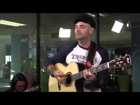 The Parlotones perform 'We Were Just Having Fun' off their latest album