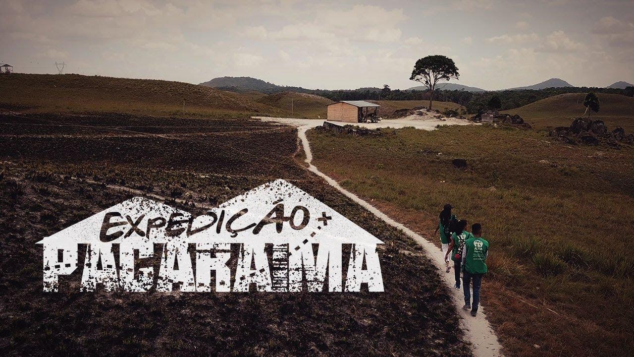 EXPEDIÇÃO PACARAIMA - DOCUMENTÁRIO
