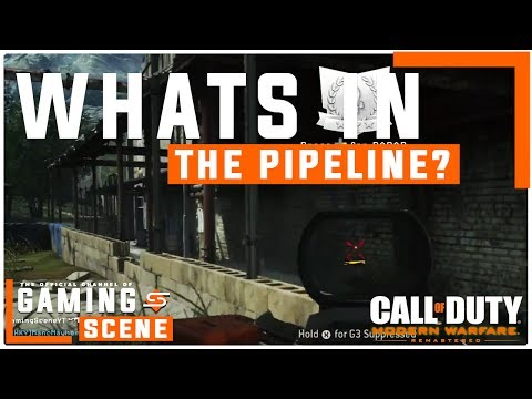 What's In The Pipeline - EP5 |  Call Of Duty : Modern Warfare (Xbox One)