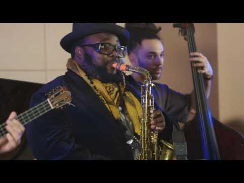 Etienne Charles' Creole Christmas Live at Piedmont Piano Company