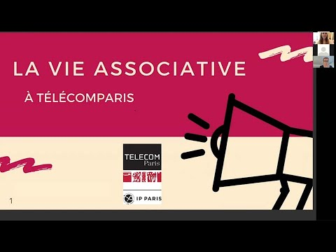 JPO Télécom Paris 16/07/20 : la vie associative