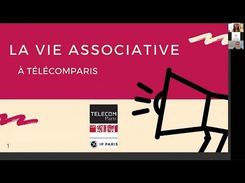 JPO Télécom Paris 16/07/20 : la vie associative