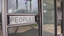 Look inside the Peoples Bank building