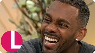 Mariah Carey Has 'Taken a Shine' to Richard Blackwood! | Lorraine