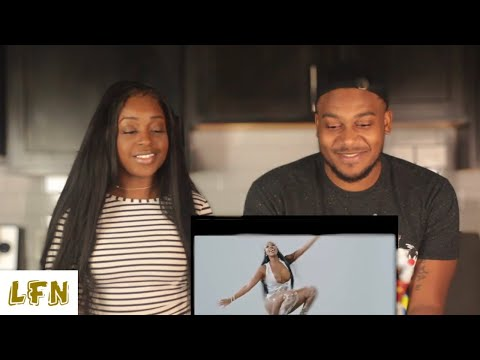 "KASH DOLL ""ICE ME OUT"" (REACTION)"