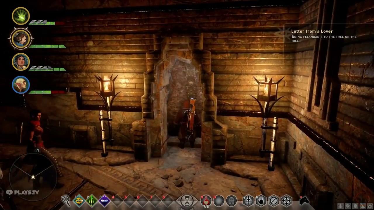 Dragon Age Inqusition Valammar Third Level Bug Youtube
