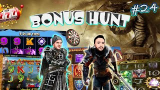 SLOT ONLINE - BONUS HUNT 🎯  Draghi 🐉🎰 #24