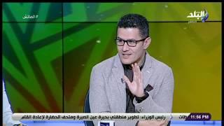 الماتش - أحمد عفيفي مشيدا بلاعبي الجزائر في أمم افريقيا: «توج بالبطولة بفضل اللحمة بين اللاعبيين»