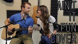 Ain't it Fun - Paramore - One-Take Cover by Kenzie Nimmo thumbnail