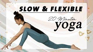 Yoga Beweglichkeit, Dehnung, Entspannung | Hüften öffnen & Rücken mobilisieren | Zur Ruhe kommen